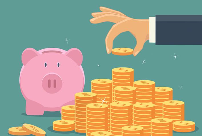 資産運用の収支