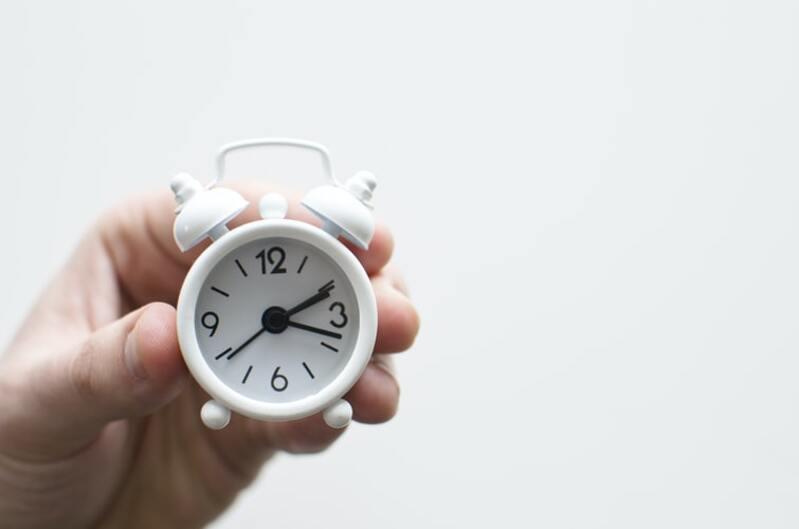 自分の時間単価を意識する