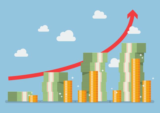 S&P500をドルコスト平均法で買い続けたらどうなるか?