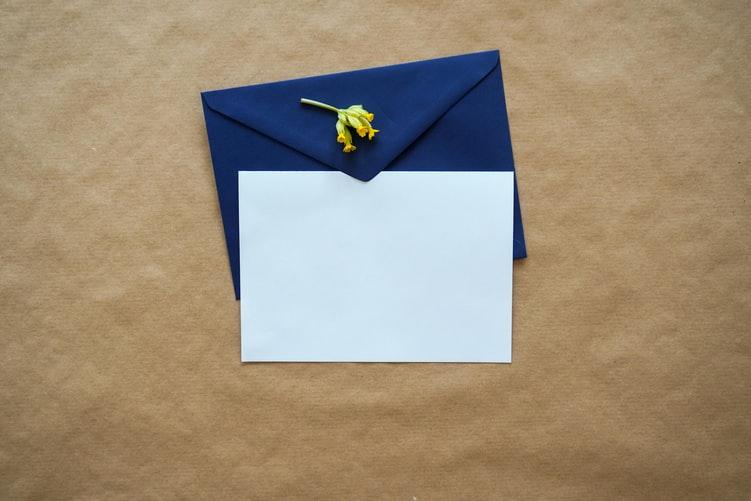 ②:メール内容を確認し、返信する